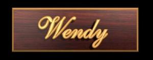 Wendy Title